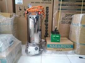 Boiler semi otomatis Nagamoto