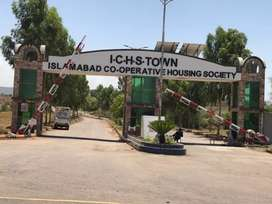 Ichs town 5 marla plots files for sale size (25*50) good location