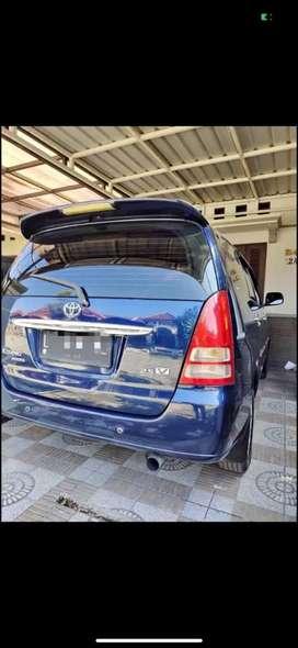 Innova Diesel Type V Warna Biru Metalic