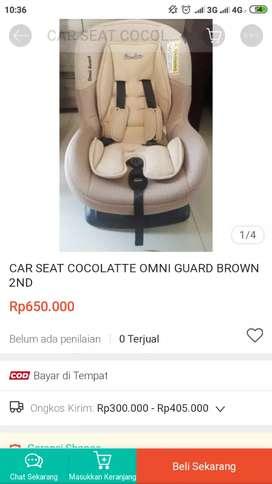 CAR SEAT OMNI GUARD
