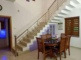 thrissur ammadam 6,500 cent 4 bhk grand villa
