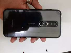 Nokia 6.1 plus device with latest updates on sell!!!