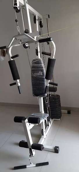 I want to sell my all in one exercise machine