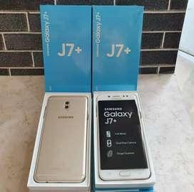 Galaxy J7 + mulus like a new,Resmi Sein