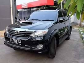 Toyota Fortuner G At Diesel 2014