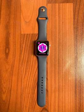 Apple Watch Series 2 42mm Rosegold Siap Pakai