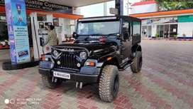 Varma Jeep modified