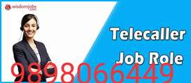 Job vacancy available office work telecalling sales and marketing