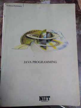 Book: JAVA programming