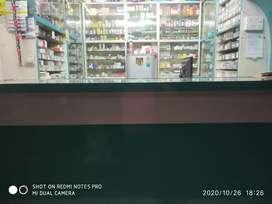 Medical shop furniture