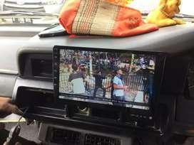 TV mobil 9inch Android FREE Masang TikTok Maps Youtube KIjang Suoer