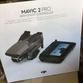 DJI MAVIC 2 PRO With Smart Remotte Controller - Mavic 2 Pro Plus Layar