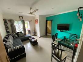 Road facing Spacious 2 BHK , recently painted , 24 hr water for sale