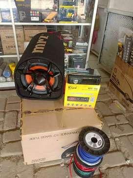 Paket HEBOH cuma 1075K full sound system plus player