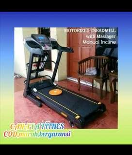 Treadmill elektrik murah type i5 alat fitnes olahraga lari