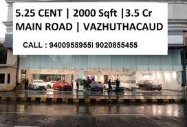 Rental income Building for sale 3.5 Crore