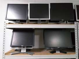 """Few Months Used Bulk Qty.19""""LCD In All Brand Just Rs.1999/-Only"""