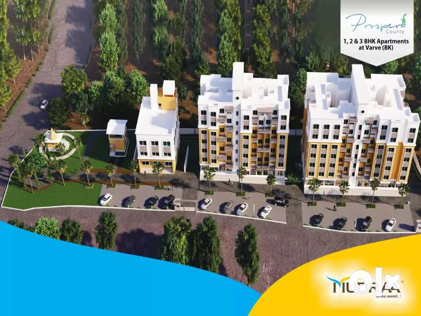 2BHK with Best ROI Khed shivapur @ 29 L with all morden amenities 0