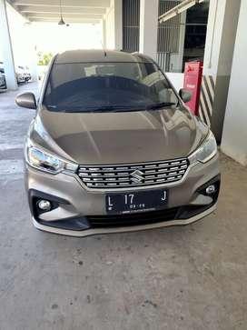 Suzuki Ertiga Tipe GL Manual KM Rendah DP 20 Juta Full Ori