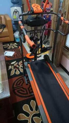 Treadmill manual lengkap murah ny bisa diorder full