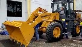 Wheel Loader Murah Berkwalitas Tinggi Brand LONKING Engine Weichai