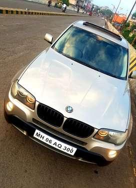 BMW X3 2.5si, 2008, Petrol