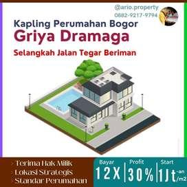 Kavling Bogor Murah Harga 1 Jutaan, Area Universitas IPB