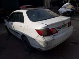 Honda city enigine like new engine suspension