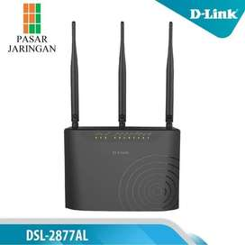 WiFi Router ADSL, 3G/4G, Repeater Dual Band Wireless D-Link