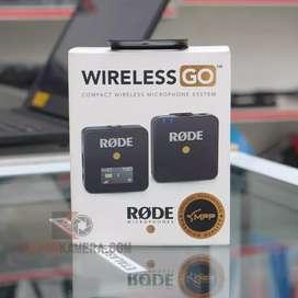 Mic Rode Wireless GO