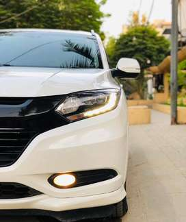 Honda vezel 2015 model good condition on easy installment