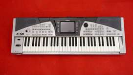 KEYBOARD ROLAND E50 FULL SET