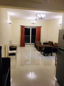 2bhk furnished flat for rent in porvorim near mall