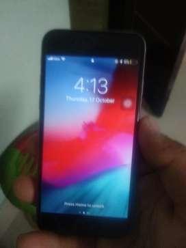 Iphone 6 silver grey