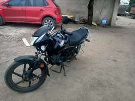 Honda shine self start