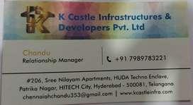 Urgent Hiring for Real Estate Marketing agents