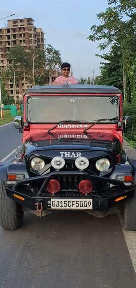 Mahindra Thar 2015 Diesel 38000 Km Driven
