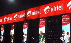 Airtel process Hiring CCE/ Fresher/ BPO/Day & Night Shifts/ Inbound