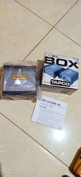 TAPCO DB-1A DIRECT BOX