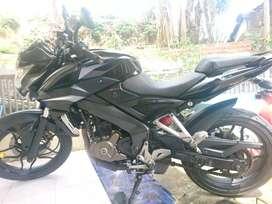 Kawasaki pulsar ns 200