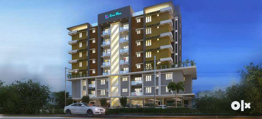 Ready to occupy flat at Tripunithura 0