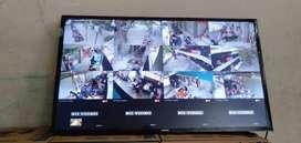 Buruan pasang cctv ready promo 4 kamera 2mp bergaransi resmi