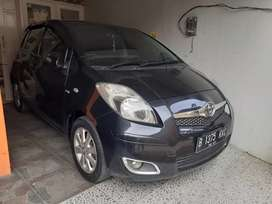 Toyota Yaris th 2011 manual