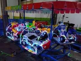 ready stok odong odongg odongg mobil aki kereta panggung murah DCN