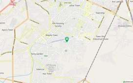 14 Marla Residential Plot Situated In PCSIR Staff Colony For Sale