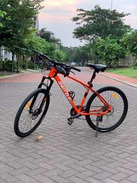 Sepeda MTB Hybrid Shuttle Trento - Rasa Road Bike