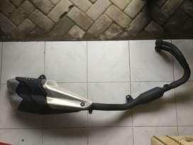 Knalpot CBR 250 RR Original