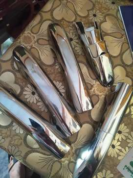 Honda city Chrome handle covers