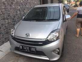 Toyota agya G automatic terima DR