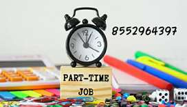 Need candidate for office part time job